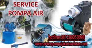 Service Pompa Dan Bor Air Manggarai