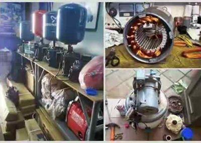 service pompa air & bor air panggilan